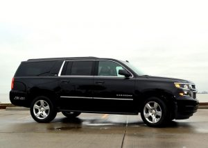 New Orleans Limousine Services - SUV