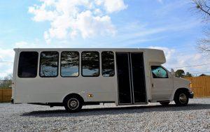 New Orleans Limousine Service 16 Passenger Party Bus