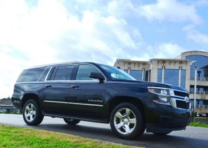 6 Passenger SUV new orleans limo service