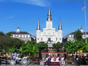 New Orleans Jackson Square