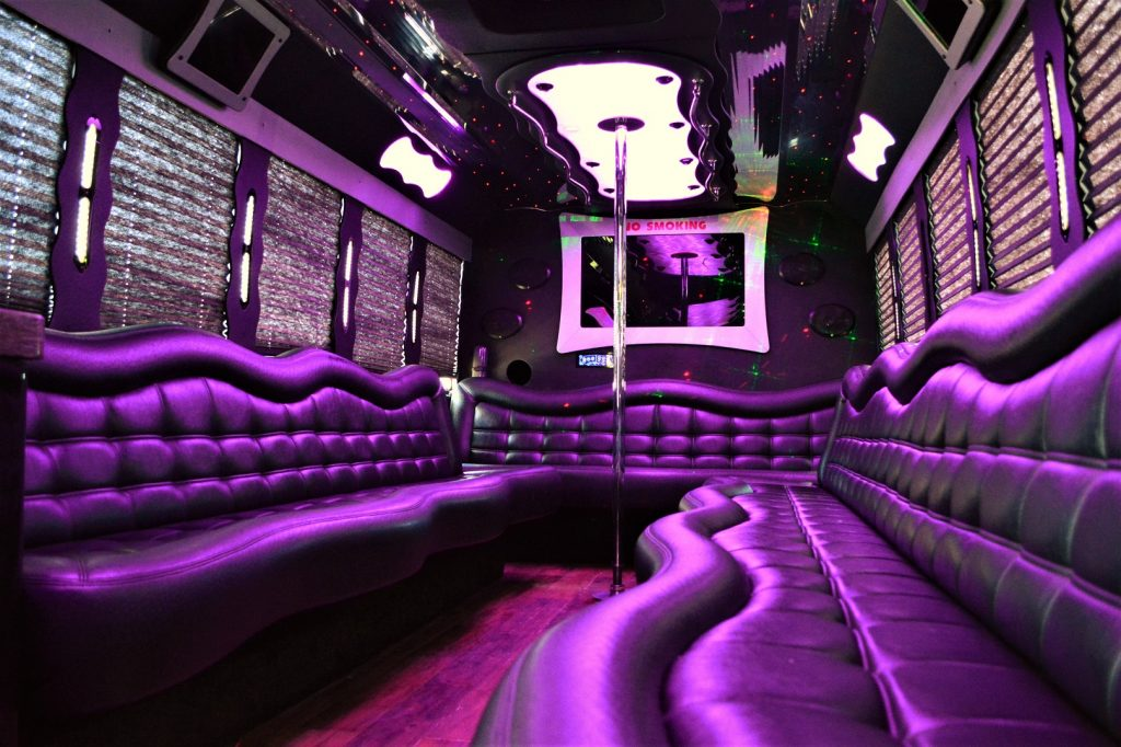 New Orleans Party Bus Service