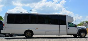 Passenger Mini Bus Shuttle Bus