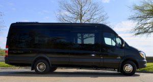 New Orleans Limousine Service Mercedes Passenger Sprinter Van