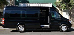 Luxury Passenger Sprinter Van New Orleans Limousine Service